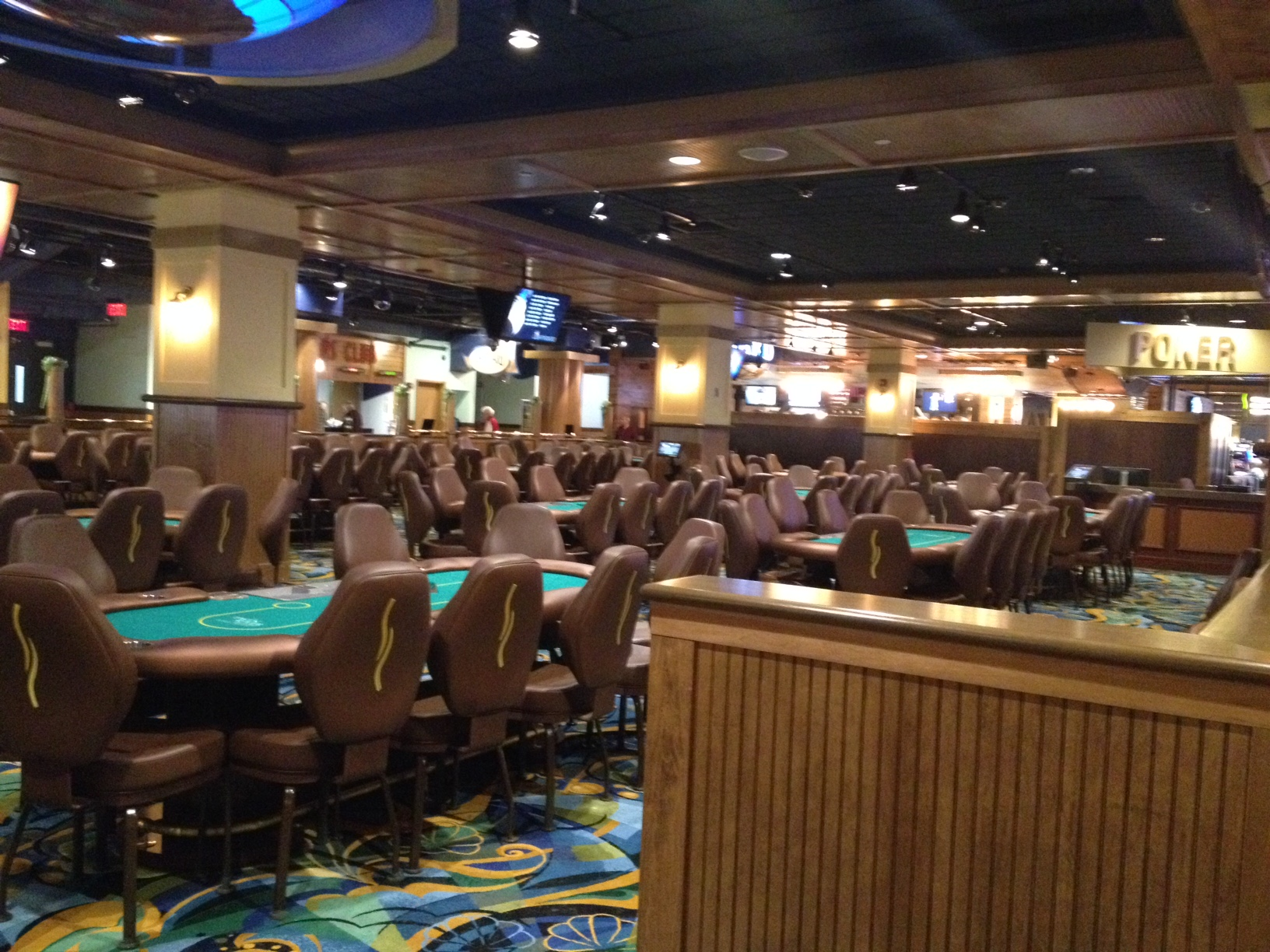 rivers casino poker room review