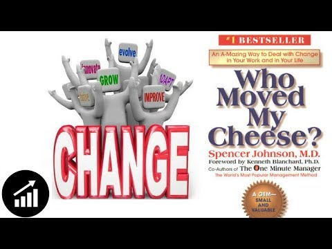 who moved my cheese book review ppt