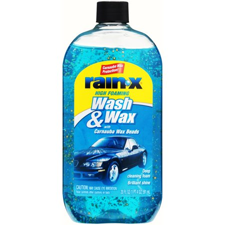 rain x car wax reviews