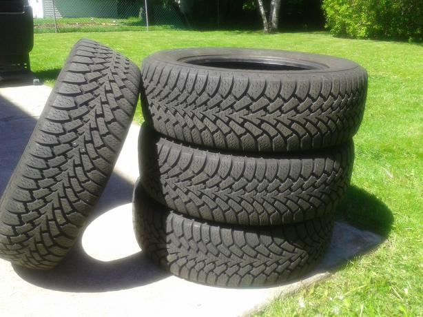 review goodyear nordic winter tires