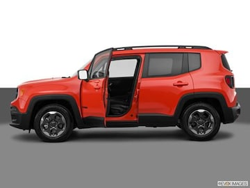 jeep renegade ratings and reviews