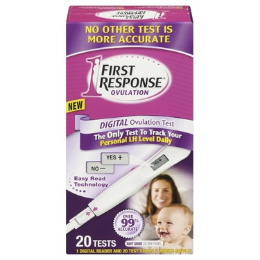 ovulation test first response reviews