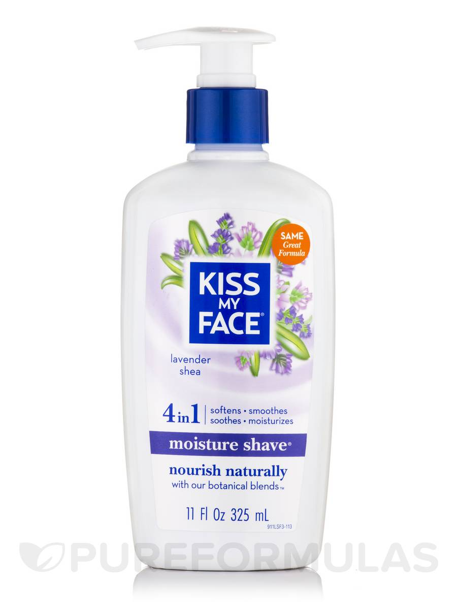 kiss my face moisture shave review