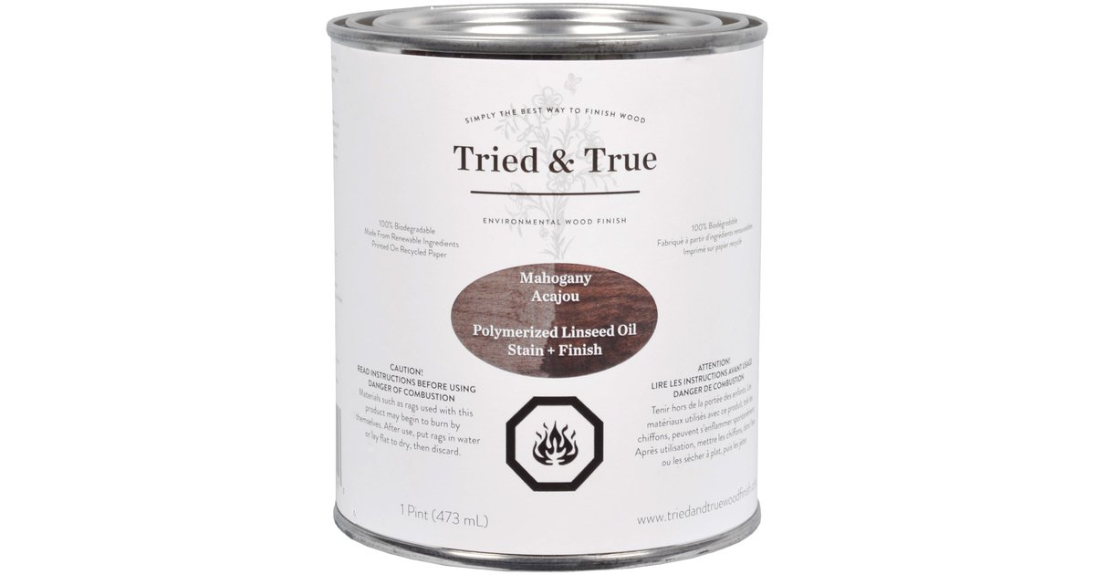 tried and true varnish oil review
