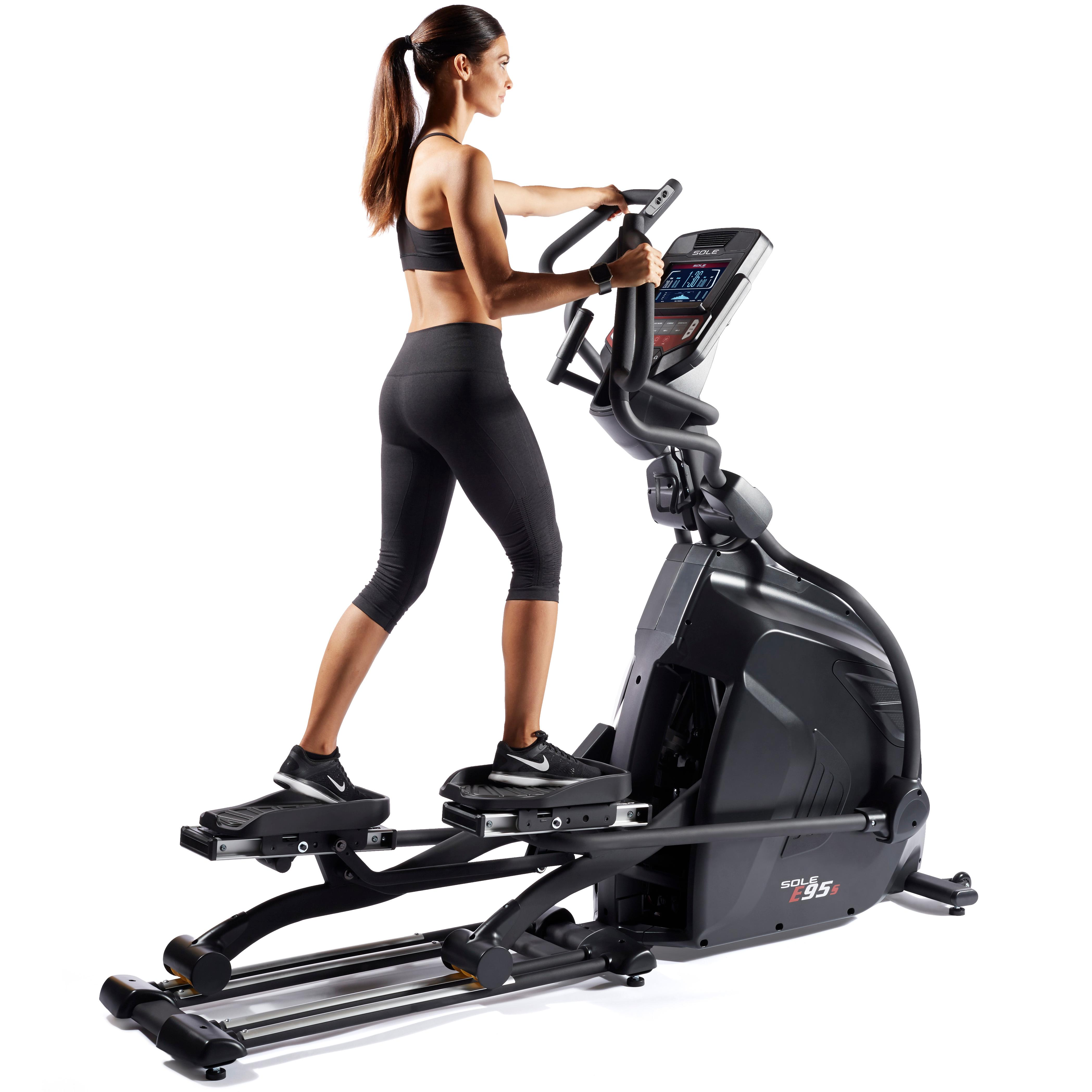 smooth fitness ce 7.4 elliptical review