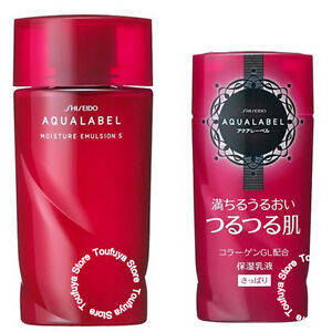 shiseido aqualabel 5 in 1 review