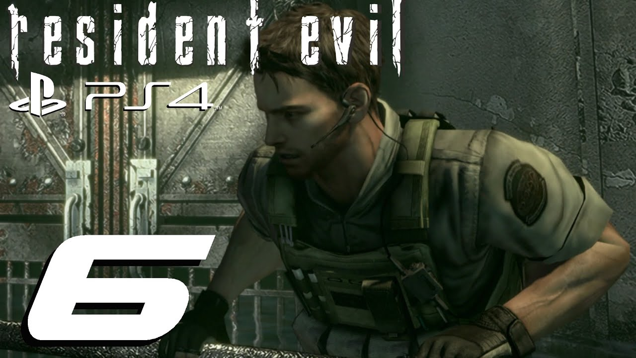 resident evil 6 hd ps4 review