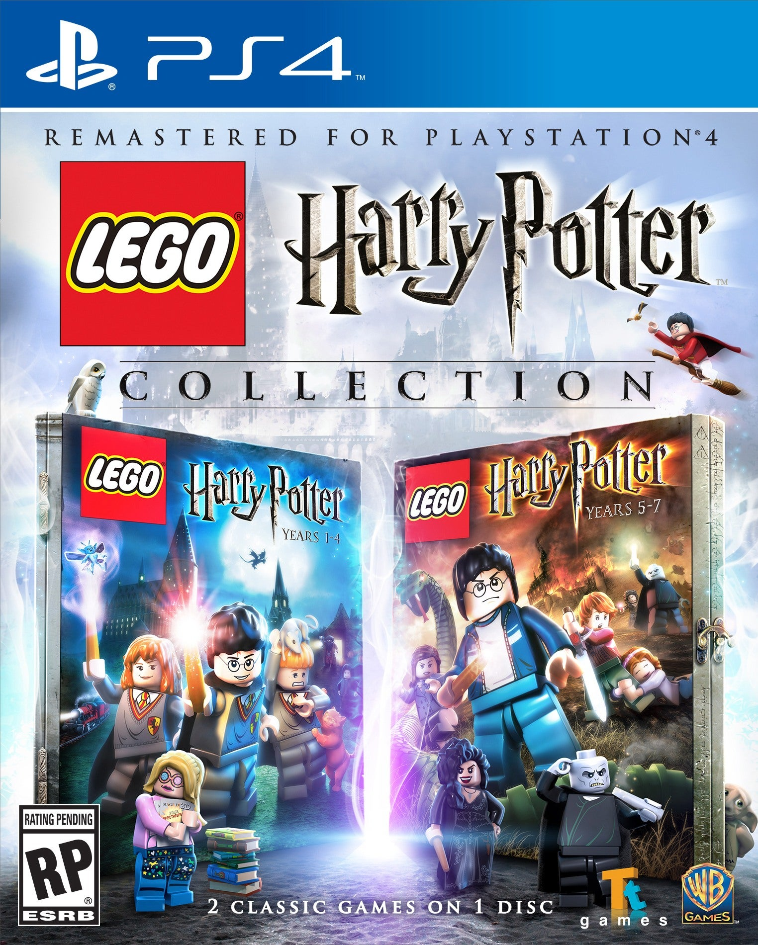 lego harry potter review ign