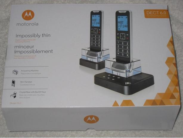 motorola it6 2 dect 6.0 review