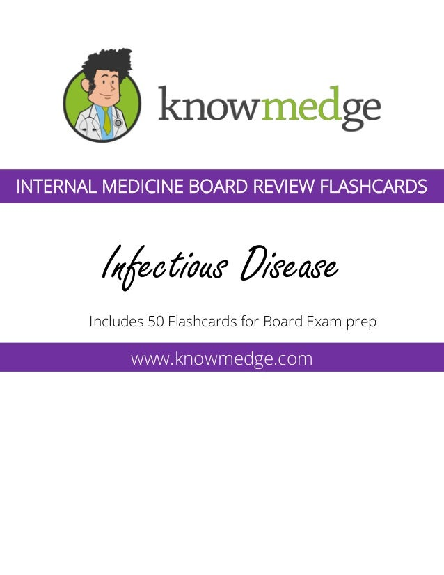 infectious disease board review course
