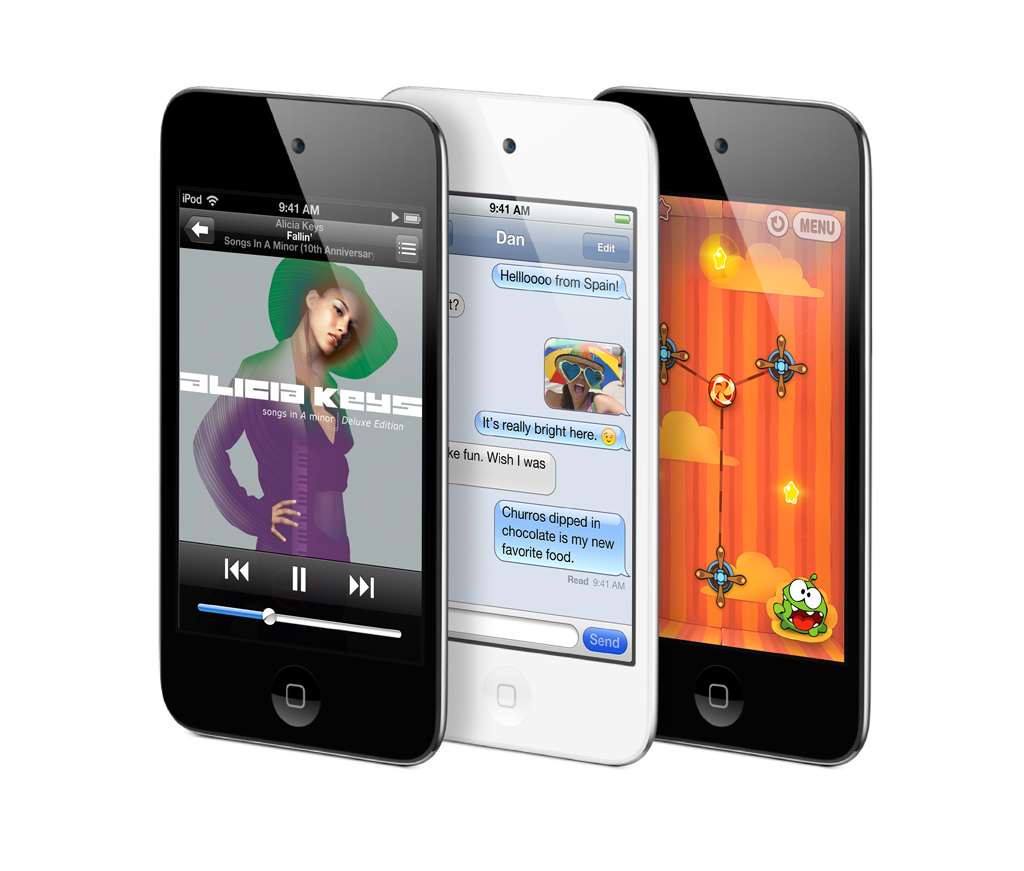 ipod touch 4th generation review