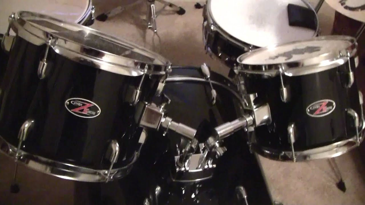 pdp z5 drum set review