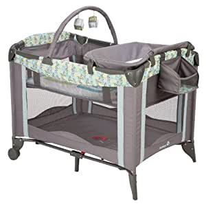 safety first prelude playard reviews