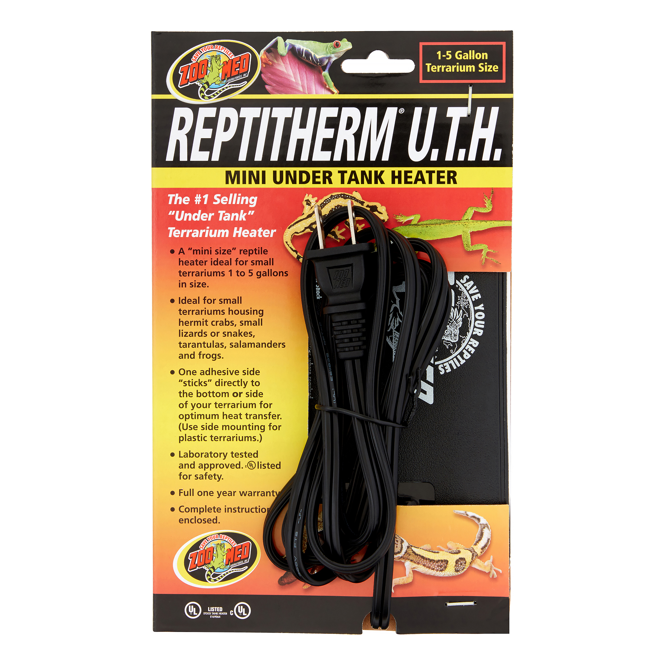 reptitherm under tank heater review