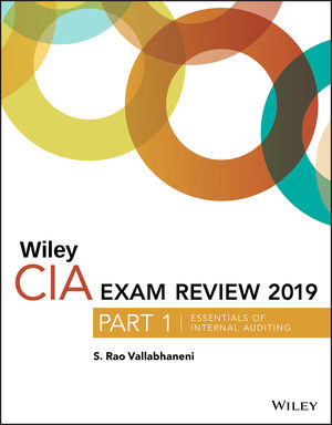 wiley cia exam review pdf