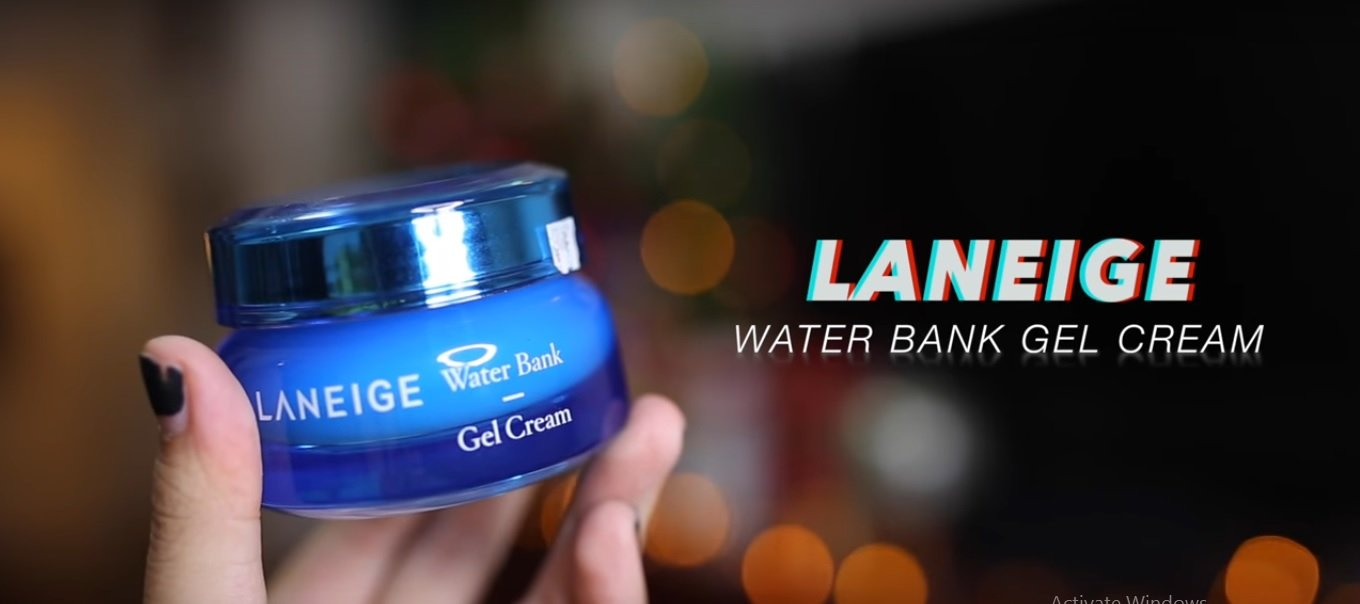 laneige water bank gel cream review indonesia