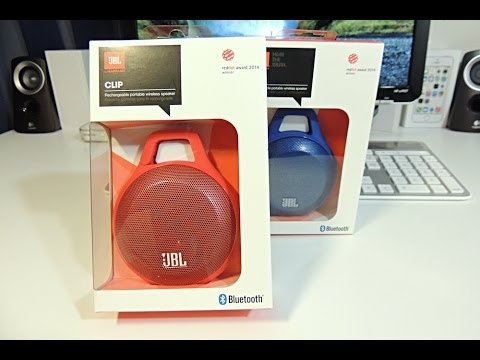 jbl clip bluetooth speaker review