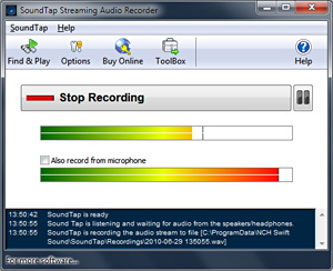 soundtap streaming audio recorder review