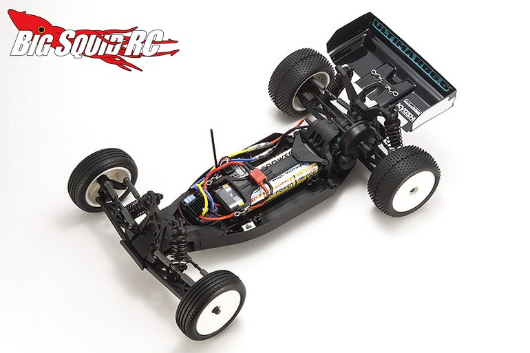 kyosho ultima rb6 6 readyset review