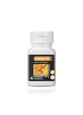 nutrilite rhodiola 110 supplement review