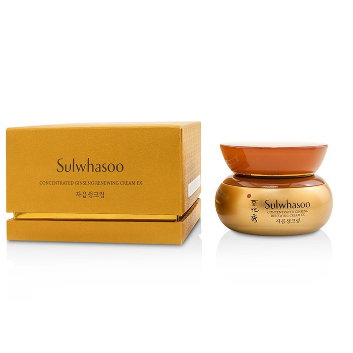 sulwhasoo concentrated ginseng renewing cream ex review