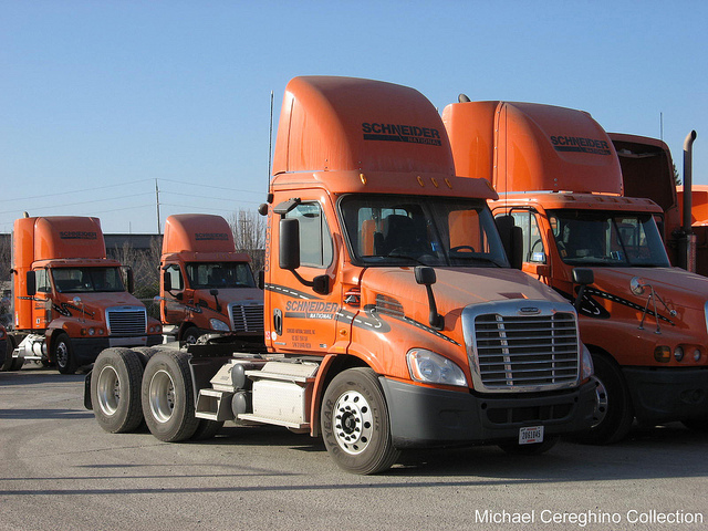 schneider national owner operator reviews