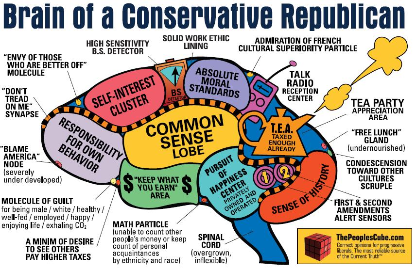 the republican brain book review