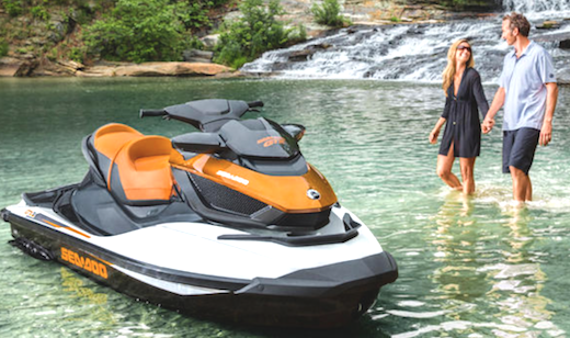 sea doo jet ski reviews