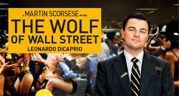 wolf of wall street blu ray review