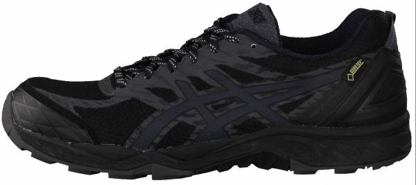asics gel fuji trabuco 5 gtx review