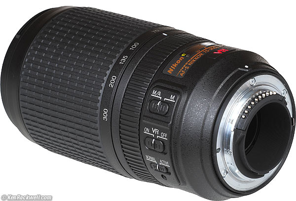 nikon 70 300 dx lens review