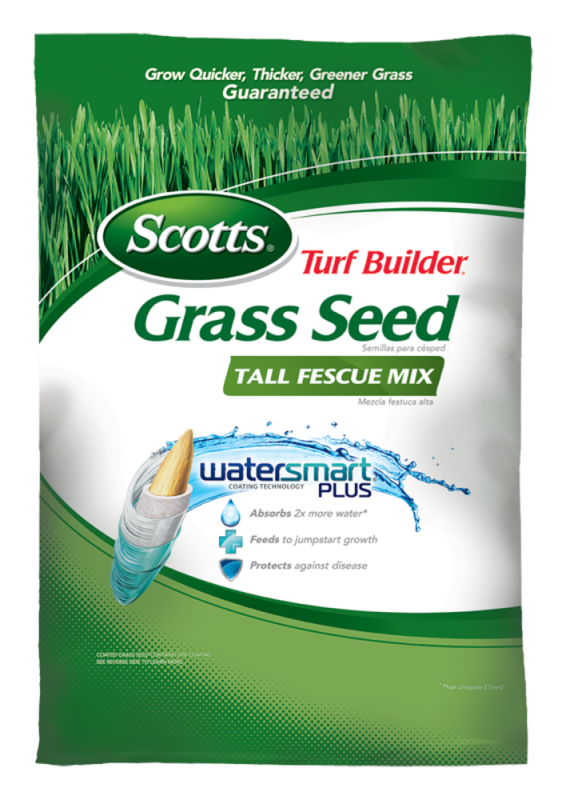 scotts tall fescue grass seed reviews
