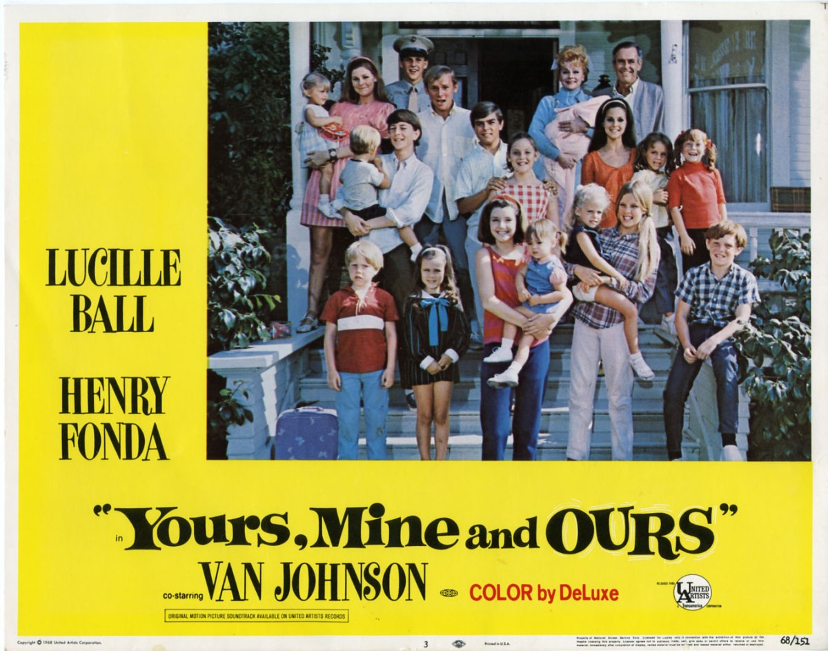 yours mine and ours review