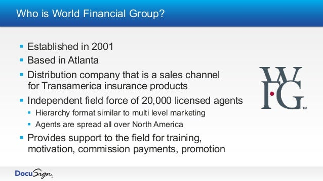 world financial group insurance reviews