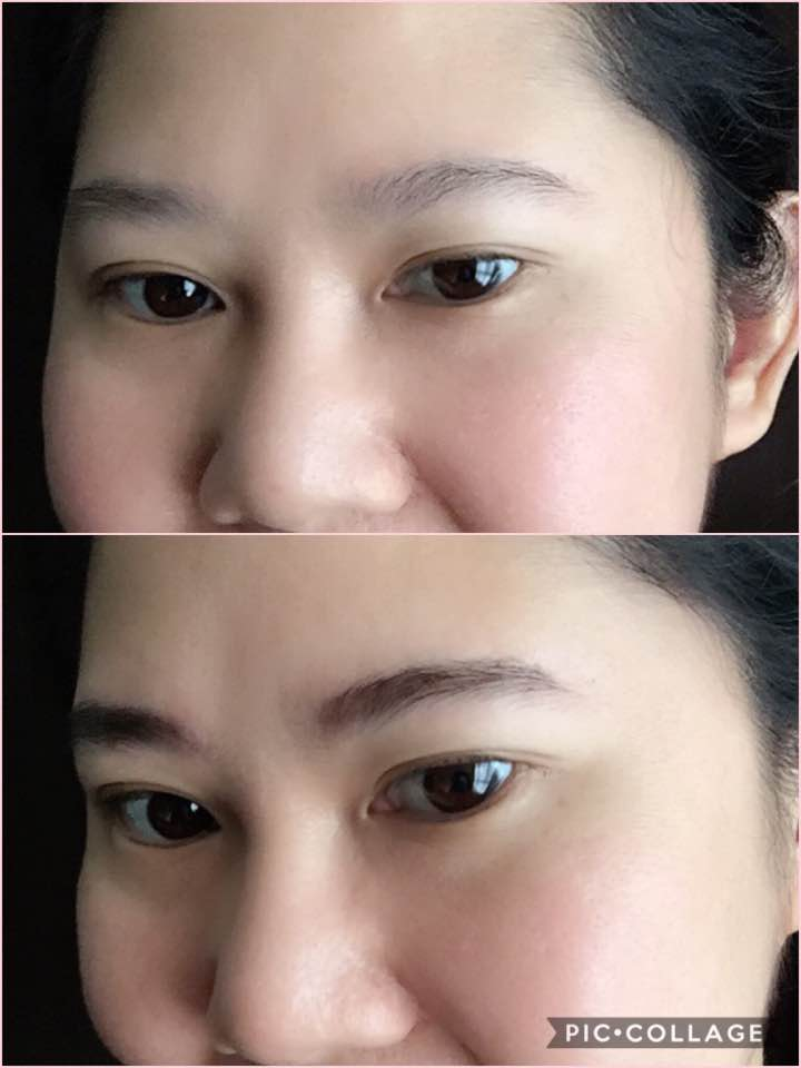 maybelline tattoo brow tint review