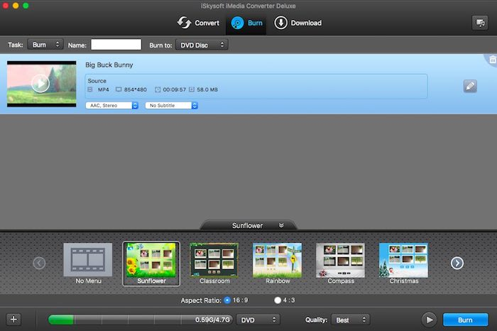 imedia converter deluxe video converter review