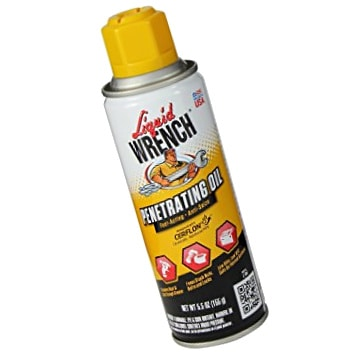 liquid wrench penetrating oil review