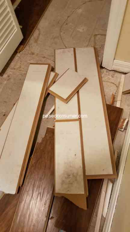 lowes laminate flooring installation reviews