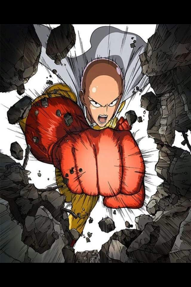one punch man blu ray review