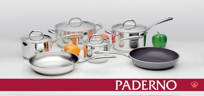 paderno 12 pc copperline cookware reviews
