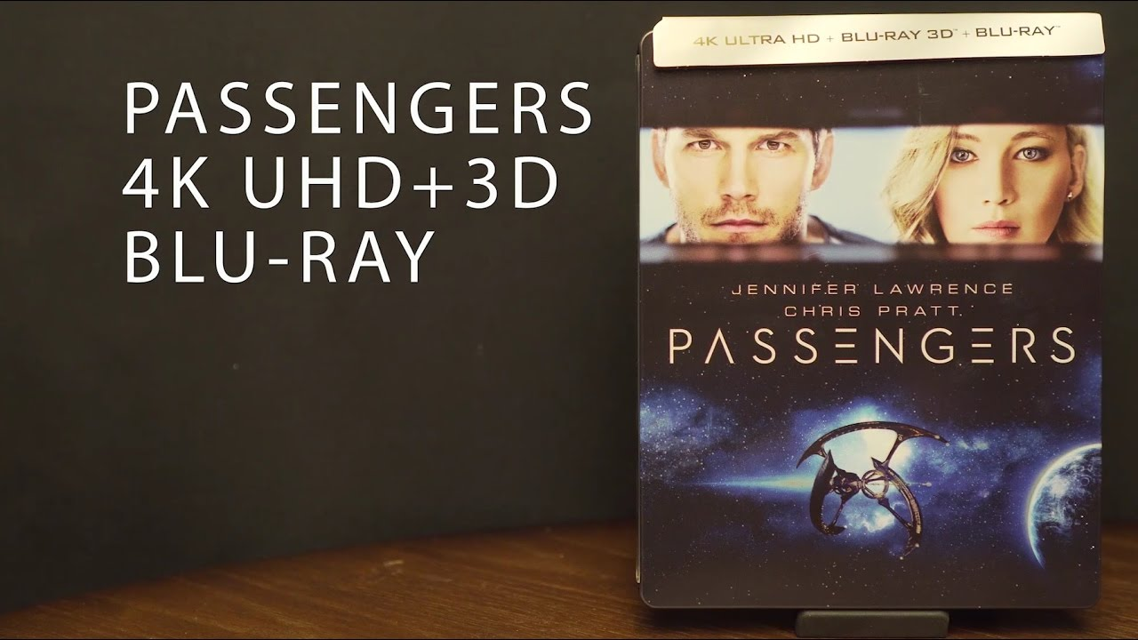 passengers 3d blu ray review