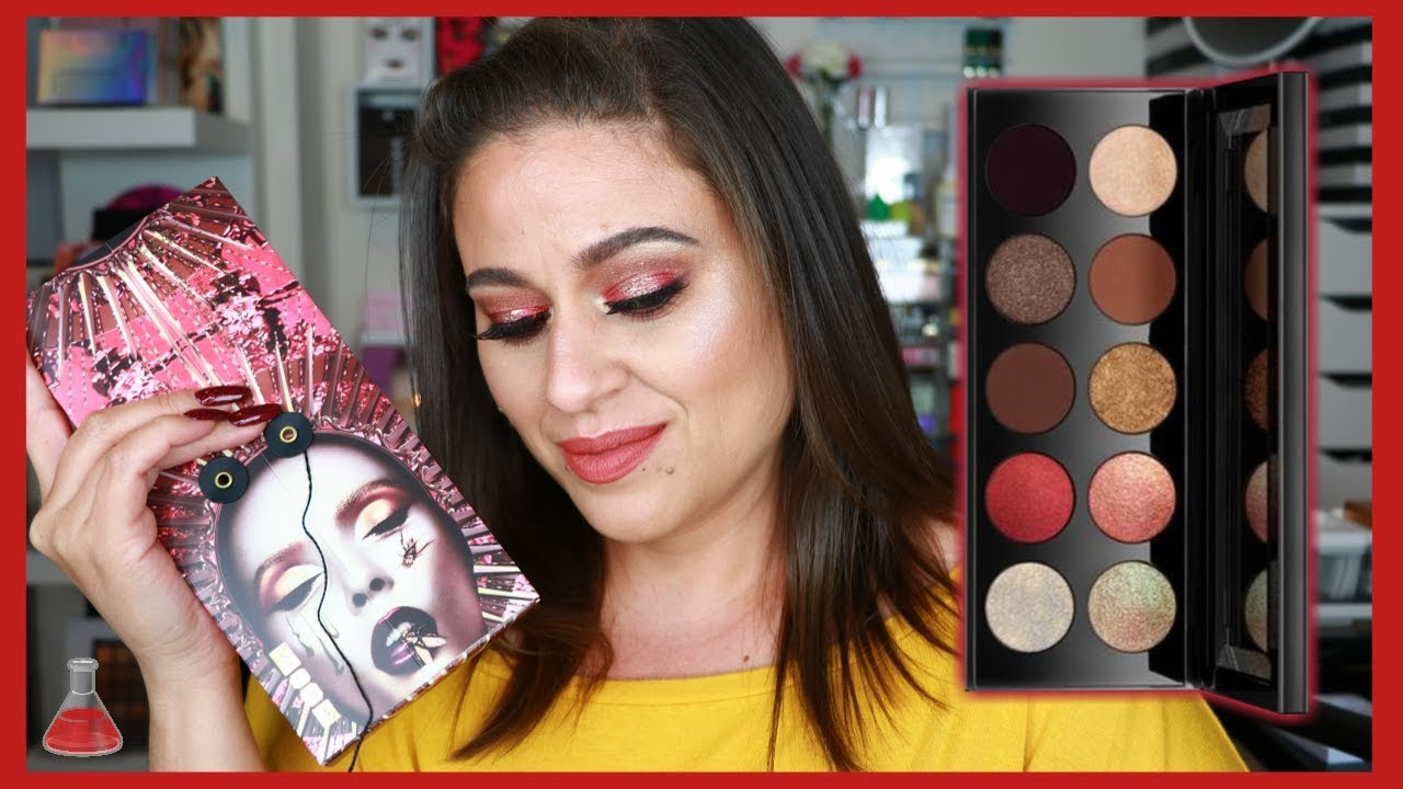 pat mcgrath mothership eyeshadow review