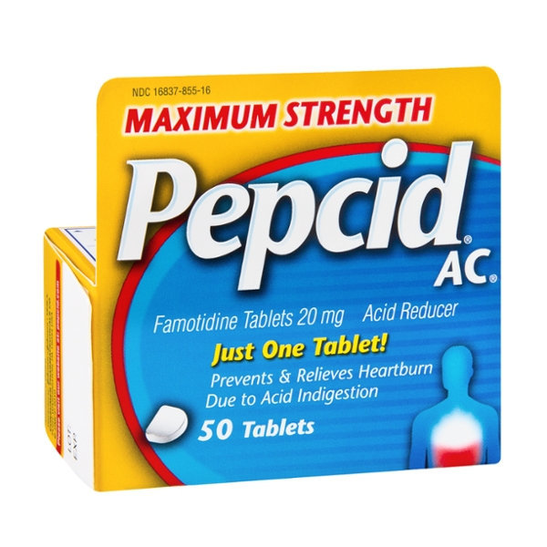 pepcid ac maximum strength reviews