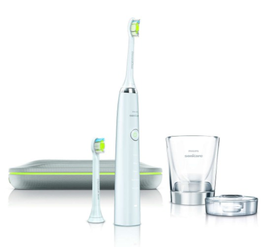 philips sonicare diamondclean rechargeable sonic toothbrush review