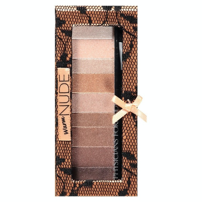 physicians formula shimmer strips eyeshadow review