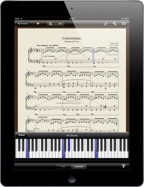 review of music notation software for ipad