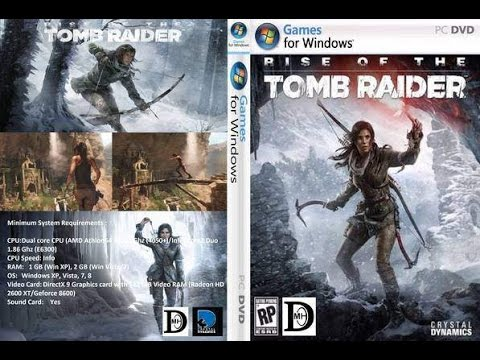 rise of tomb raider pc review