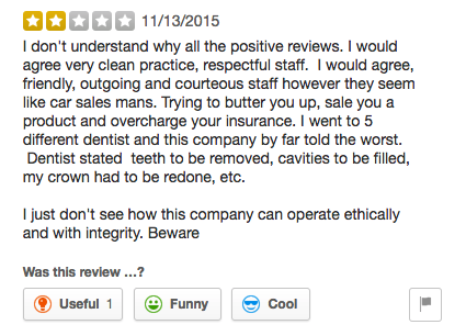 sample review for a doctor
