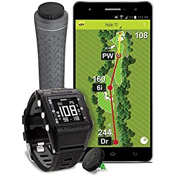 skycaddie sgx golf gps rangefinder review