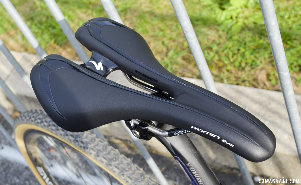 specialized romin evo pro review